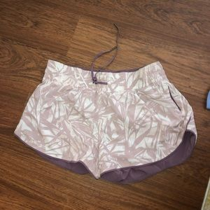 Lululemon reversible shorts